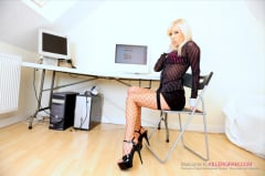 Harmony Hex - A Hot Blonde Secretary (Thumb 01)