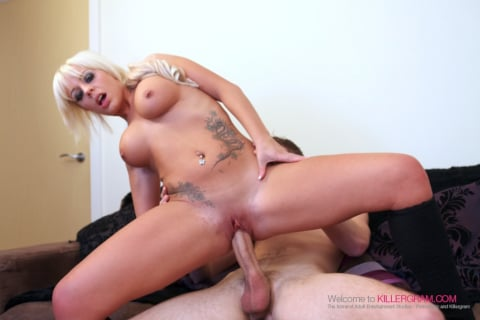 Killergram 'Can't Resist a Huge Dick' starring Loz Lorrimar (Photo 12)