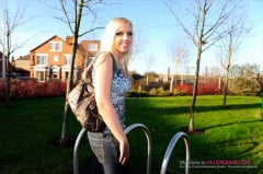 Scarlet Lovatt - Hot Blonde College Babe (Thumb 01)