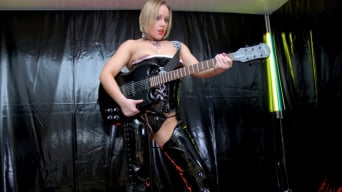 Ashley Rider in 'A Rock Chick Cum-Slut'