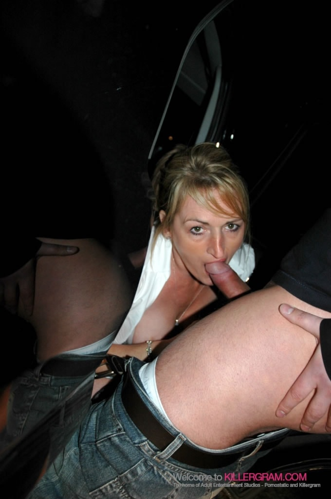 Aussie lady goes for a ride - 1 part 4