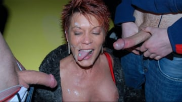 Lynne Warner - Ultimate MILF Dogging