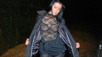 Nikki Blows in 'A Dogging Debut'