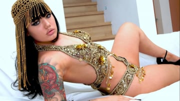Tina Marie - Pure Hot Exotica