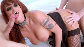 Victoria Brown in 'Hardcore Erotica'